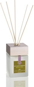 Fragrance Diffuser with Bamboo Stocks Rice Germ