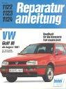 VW Golf III, Benziner   ab 1991 (Reparaturanleitungen)