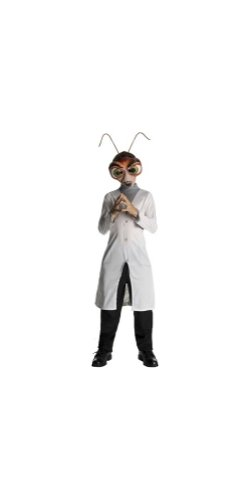 Monster Vs. Aliens Dr Cockroach Costume - Child Costume