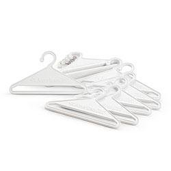 American Girl Set of 12 Clothes Hangers for Doll