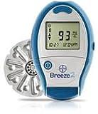 血糖測定器(110回)測定アセンシア・ブリーズ2 スターターセット