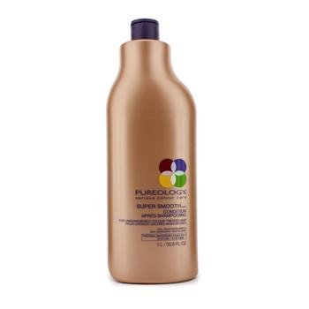 Pureology Super Smooth Conditioner for Unmanageable Colour-Treated Hair, 33.8 Ounce