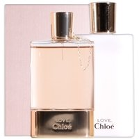 Love by Chloe 50ml Eau de Parfum Spray  &  100ml Perfumed Body Lotion