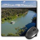 danita-delimont-rivers-house-boat-big-bend-murray-river-australia-au01-dwa2032-david-wall-mousepad-m