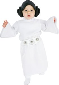 Princess Leia Toddler Costume front-480002