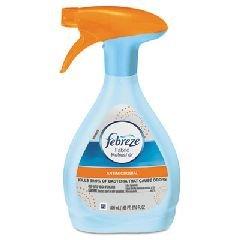 PGC19738 Fabric Refresher & Odor Eliminator, Fresh Scent, 27 oz Spray Bottle