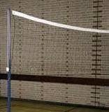 ND Sports BADMINTON NET (22 x 3/4) Tournament Quality Mesh Net