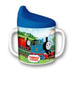 Pecoware Thomas & Friends 2-Handle Sippy Training Cup