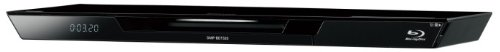 Panasonic ブルーレイディスクプレーヤー 3D対応※ ブラック DMP-BDT320-K