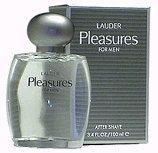 Pleasures Profumo Uomo di Estee Lauder - 50 ml Eau de Toilette Spray