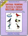 Whatcha-Macallits: Critical Thinking Activities to Improve Writing Skills (Whatcha-Macallits A1)
