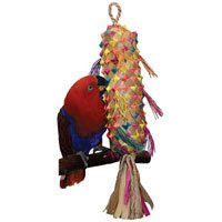Spiked Pinata Natural Bird Toy - Small, 10 Inches
