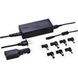 Targus Laptop Travel Charger for Acer/HP/IBM with USB Charging Port 2.1a (BUS0292)