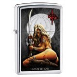 Zippo Lighter Kit Rae-Enethia A, High Polish Chrome