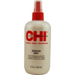 CHI Keratin Mist, Leave-In Strengthening Treatment, 12 Ounce