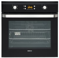 Single Oven Black (OIF21300B_BK)