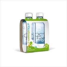 SodaStream Carbonating Bottles, .5L Twin Pack