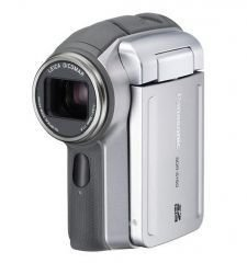 Panasonic SDR-S150 3.1MP 3CCD MPEG2 Camcorder w/10x Optical Zoom (2GB Card Included)