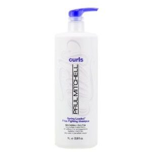 Paul Mitchell Curls Spring Loaded Detangling Shampoo for Unisex, 33.8 Ounce