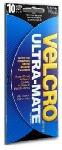Velcro #91000 10PK Black Velcro Squares