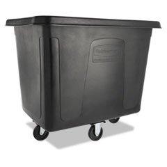 -- Cube Truck, 500 lbs Cap, Black туфли ecco 355233 01159 01001
