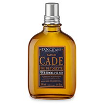L'Occitane CADE Eau de Toilette for Men, 3.4 fl. oz.
