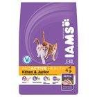 Iams Kitten & Junior with Chicken (300g)