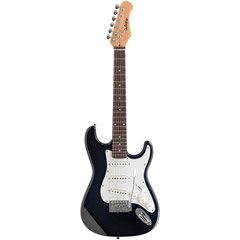 Challenge STAGG CHALLENGE 3/4 ELECTRICGUITAR BLACK ELECTRIC GUITAR BLACK (Pro Sound & Entertainment / Musical Instruments)