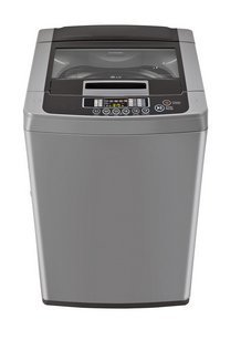 LG T7508TEDLH Fully-automatic Top-loading Washing Machine (6.5 Kg, Deep Brown)