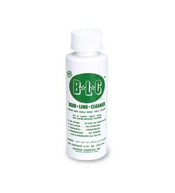 Beer Line Cleaning Solution 4Oz Bottle