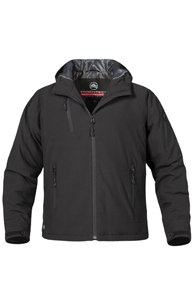 Stormtech Mens Discovery Thermal Hooded Jacket - Small, Black