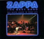 Best Band You Never Heard by Frank Zappa [Music CD]