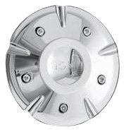 Mr. Lugnut C10191 Chrome Plastic Center Cap for 191 Wheels (Mr. Lugnut)