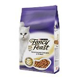 Detail image Purina Fancy Feast Gourmet Cat Food, With Savory  Chicken & Turkey, 3-Pound Bags (Pack of 2)