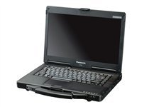 Panasonic Toughbook 53 - Core i5 2520M / 2.5 GHz - vPro - RAM 4 GB - HDD 320 GB
