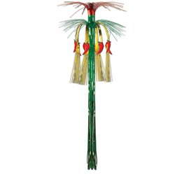 Fiesta Cascade Hanging Column Party Accessory (1 count) (1/Pkg)