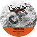 Brooklyn Beans Colombian KCups - 24ct Box