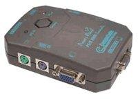 Compucable Power Reach Kvm-Lt Controller 2-PS/2 Ports Desktop Model