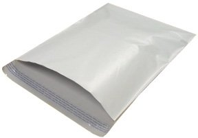 California Office Supply- 100 12x15.5 WHITE POLY MAILERS ENVELOPES BAGS 12 x