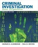 img - for Criminal Investigation: Basic Perspectives 12th (twelve) edition book / textbook / text book