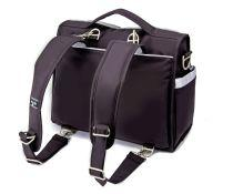 Ju-Ju-Be B.F.F. Diaper Bag, Black/Silver