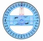 Helix Folding Angle Measure Protractor Large 15cm L11100