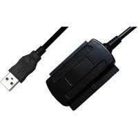 TIMELY UD-303SM 2.5インチ&3.5インチ IDE ATAPI - USB2.0変換アダプタ