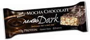NuGo Nutrition NuGo Dark Bars Gluten Free Mocha Chocolate — 12 Bars