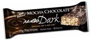 NuGo Nutrition NuGo Dark Bars Gluten Free Mocha Chocolate -- 12 Bars