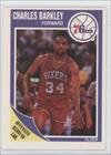 Charles Barkley Philadelphia 76ers (Basketball Card) 1989-90 Fleer #113 at Amazon.com