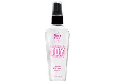 Adam & Eve Essentials Antibacterial Toy Cleaner  4.5 Fl. Oz. Bottle (Adam And Eve Bullet compare prices)