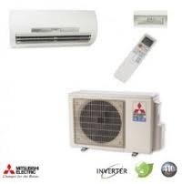 MSZFE12NA / MUZFE12NA - Mitsubishi Mr.Slim 12,000 BTU 23 SEER Heat Pump Hyper Heating Single Zone Ductless Mini Split Air Conditioner