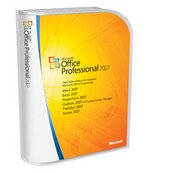 Microsoft Office Professional 2007 Medialess License Kit for System Builders - 1 pack [LICENSE ONLY] [Old Version]