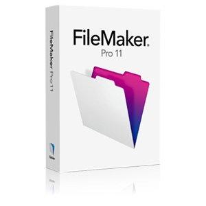 Filemaker Pro - (Version 11 ) - Ensemble De Mise À Niveau - 1 Utilisateur - Win, Mac - Français